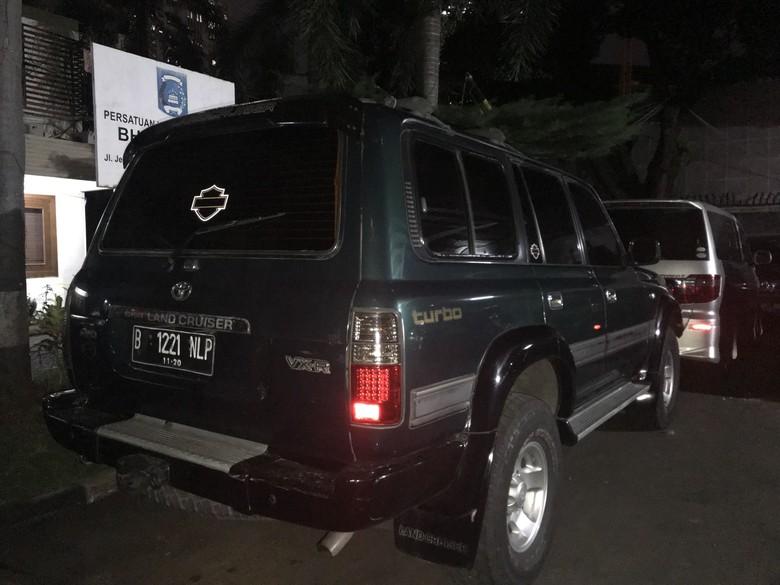 Pencuri Mobil Milik Dokter Sempat Menabrak Angkot di Ciawi