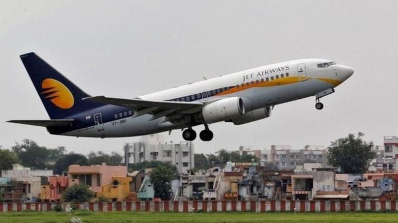 Maskapai Jet Airways (Reuters)
