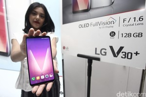LG V30+ Akhirnya Masuk Indonesia