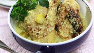 5 Bahan Ini Bisa Bikin Opor Ayam Makin Mantap
