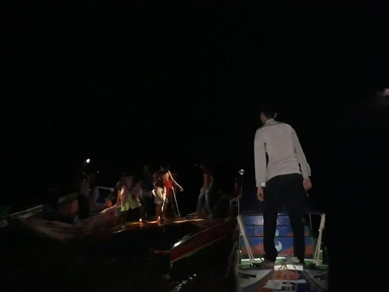 Speedboat Dihantam Ombak di Sumsel, 2 Orang Tewas dan 11 Hilang