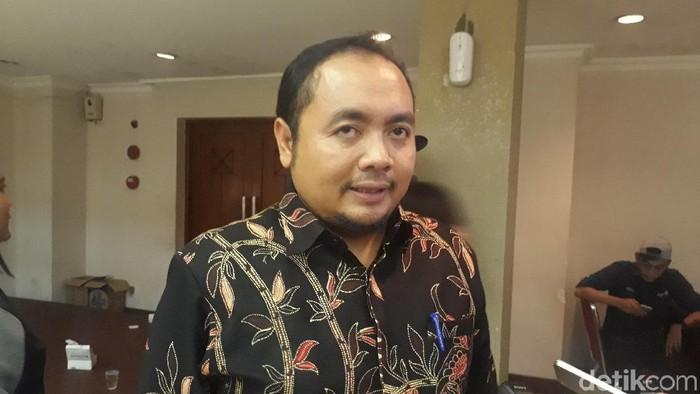 Anggota Bawaslu Mochammad Afifudin