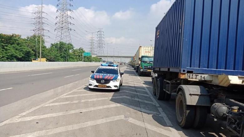 Maksimalkan Tilang Elektronik di Tol, Polisi Pasang Kamera di Mobil Patroli