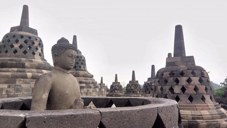 Libur Natal Tahun Baru Candi Borobudur Siap Sambut Wisatawan