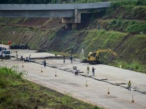 Mau Dipakai Mudik, Konstruksi Tol Batang-Semarang 75 Km Dikebut