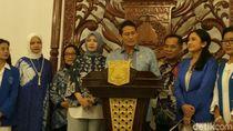Wagub Sandi Gandeng Iwapi untuk Buat Suvenir Asian Games 2018