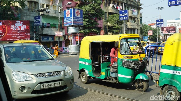 Bus Kota Kolkata