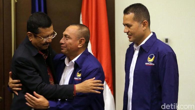 Batal Dicalonkan NasDem di Sumut, Tengku Erry Tetap Dukung Edy
