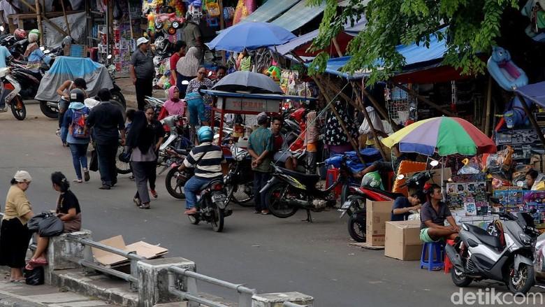 Pasar Gembrong akan Digusur untuk Proyek Tol Becakayu