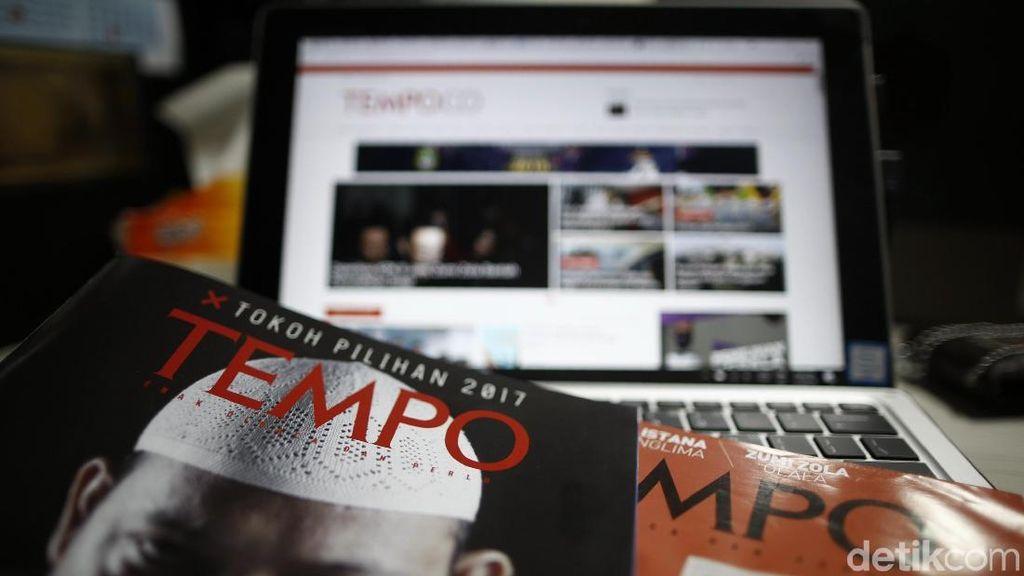 Edwin Soeryadjaya dan Pemilik SCTV akan Jadi Pemegang Saham Tempo