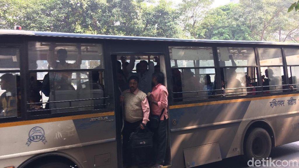 Foto: Kendaraan Umum di Kolkata yang... Lihat Sendiri Deh