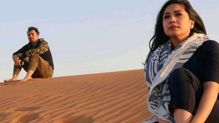 Diendorse, Ini Kemesraan Raffi Ahmad & Nagita di Dubai