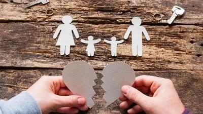 Ketika Anak Menghadapi Perceraian Orang Tuanya