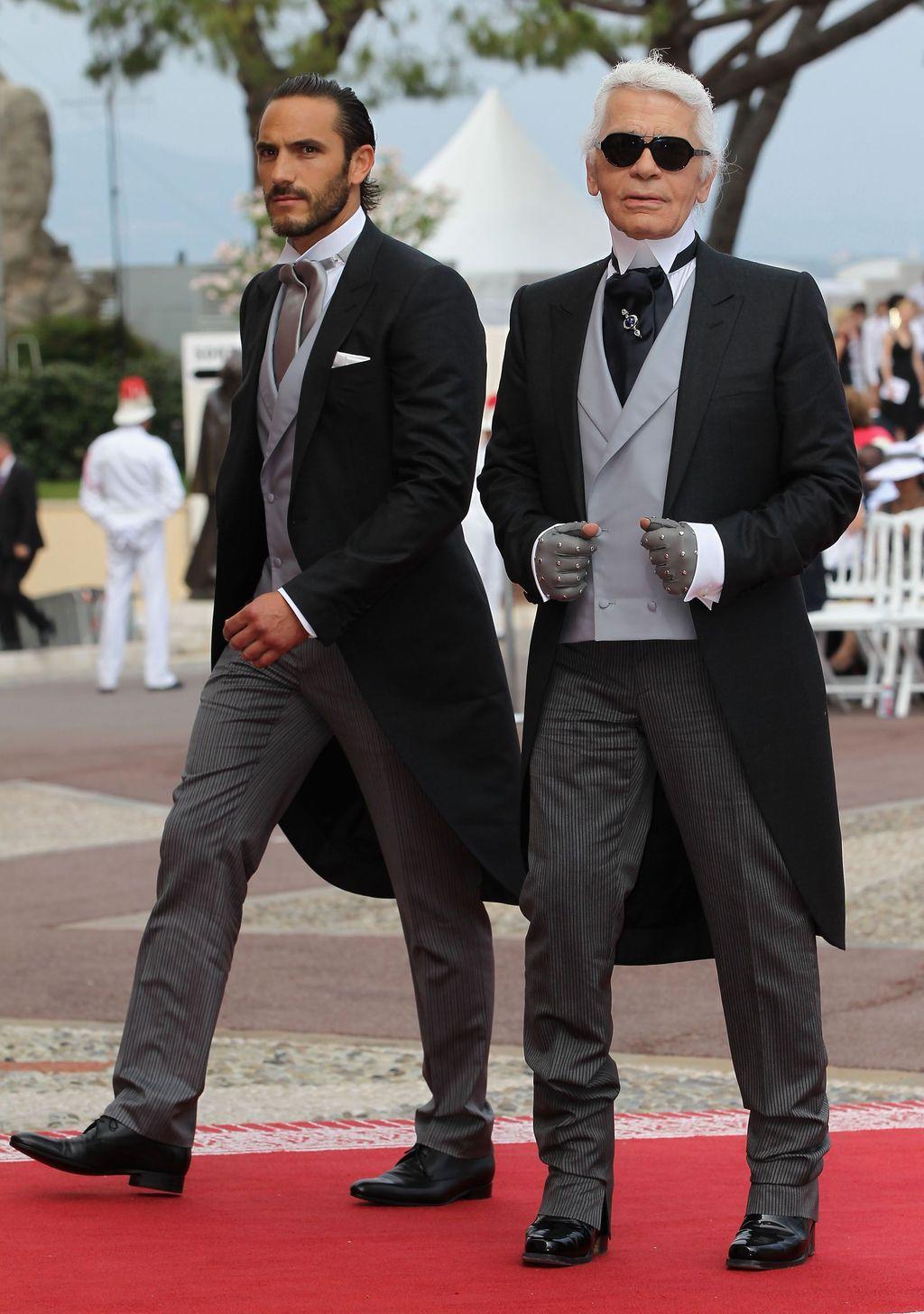 bodyguard Karl Lagerfeld jadi fashion designer