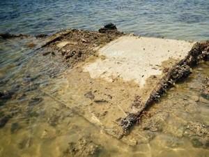 Air Surut, Bangkai Pesawat Pengebom PD II Terlihat di Pantai Darwin