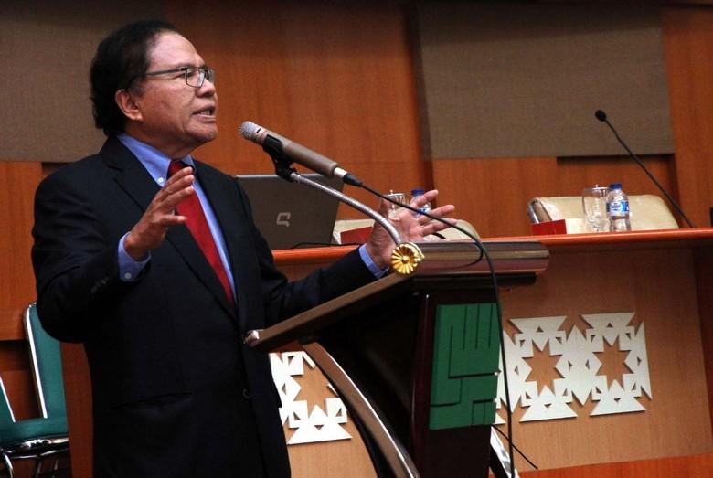 Rizal Ramli akan Laporkan Balik Partai NasDem