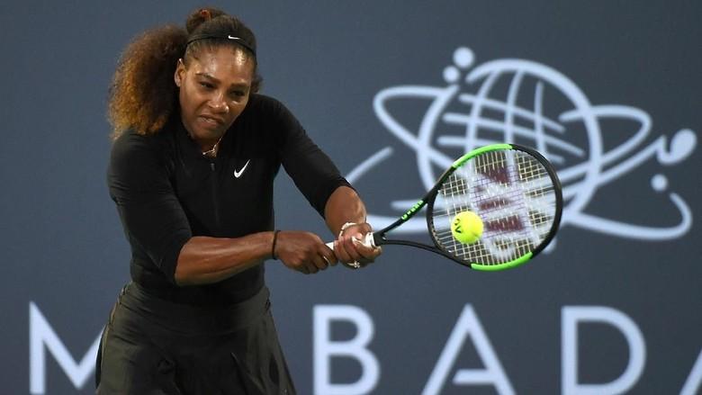 Serena Mundur dari Australia Terbuka