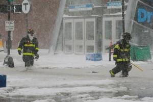 Badai Dahsyat di Boston Lumpuhkan Timur Utara AS