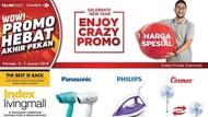 Transmart Carrefour Elektronik Akhir Pekan Tawarkan Kipas Angin