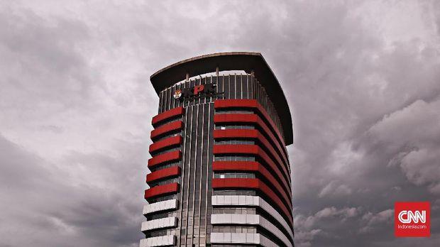 Gedung Merah Putih Komisi Pemberantasan Korupsi (KPK).
