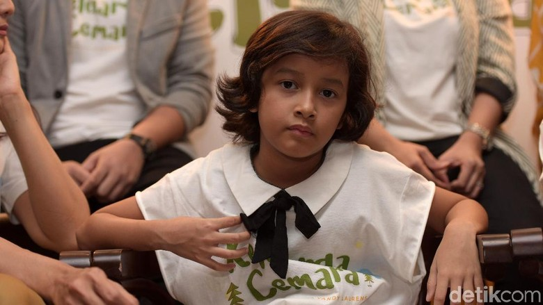 Dukungan Dwi Sasono di Balik Kesuksesan Akting Widuri/ Foto: Noel/detikHOT