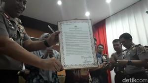 Cegah Kasus Babeh Terulang, Polda Banten Keluarkan Maklumat