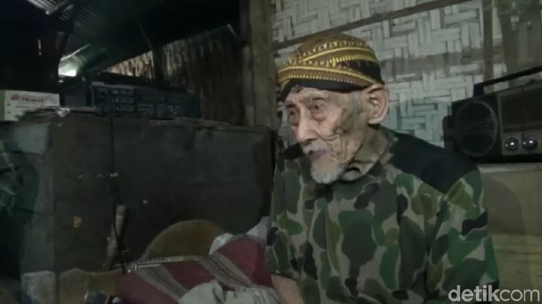Kisah Mbah Harjo yang Diviralkan Sebagai Manusia Tertua di Dunia