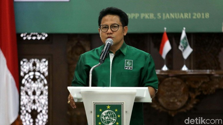 Kata Cak Imin Andai Tak Jadi Cawapres Jokowi