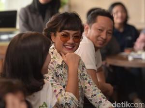 Perankan Emak di Film Keluarga Cemara, Nirina Zubir Tambah Berat Badan
