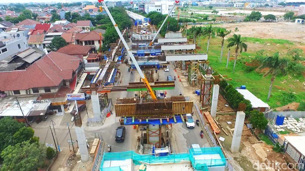 3.000 Unit Apartemen Bakal Dibangun di Atas Depo LRT Kelapa Gading