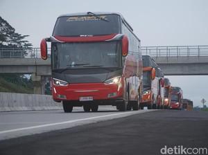 Putera Mulya Datangkan 12 Bus Baru, Tepis Citra Bus Ugal-ugalan