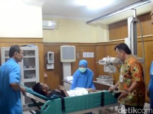 Warga Grobogan Ditembak Orang Tak Dikenal