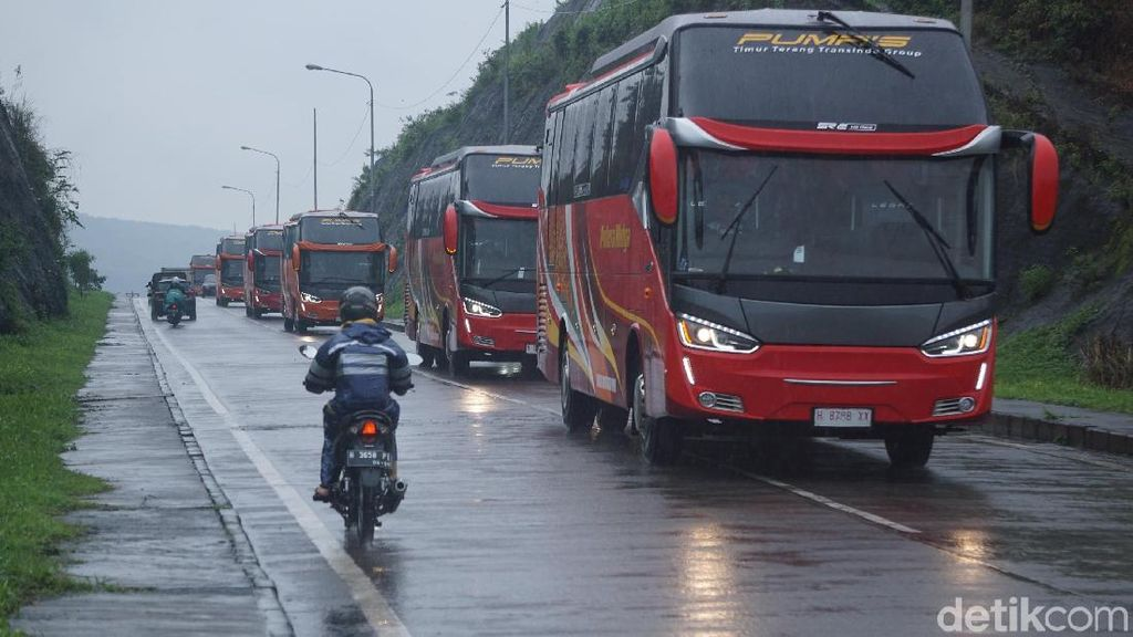 Trauma Naik Bus Garuda Mas Jurusan Cepu Jakarta
