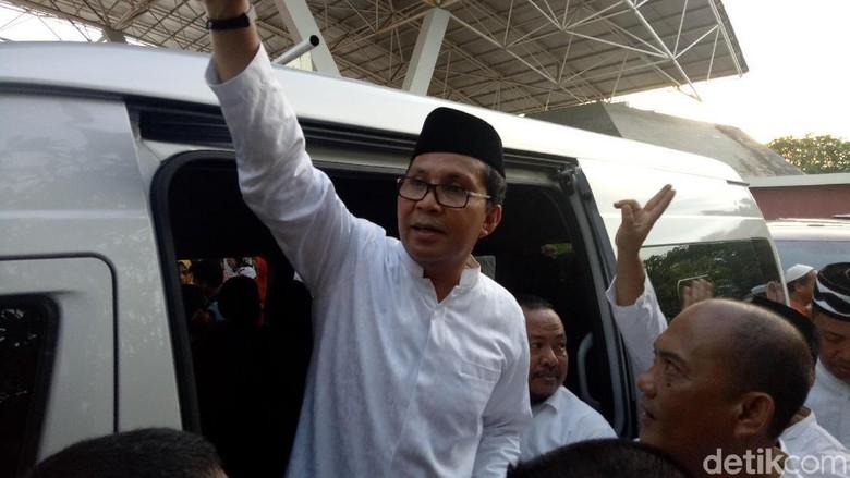 Danny Pomanto Daftar Bakal Calon Pilwalkot Makassar ke Gerindra