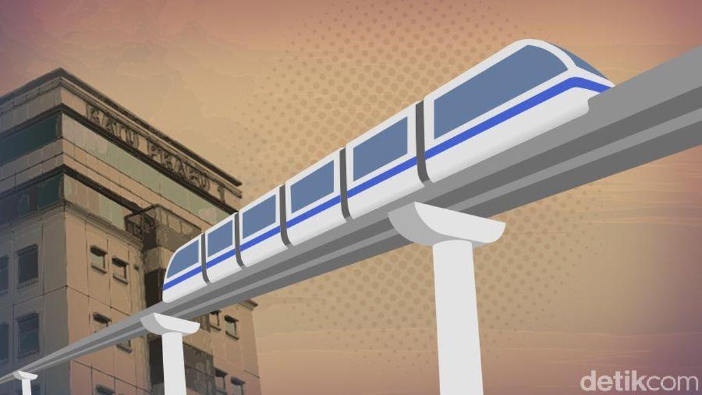 Bakal Ada Proyek LRT Rp 405 Triliun, Apa Kata Masyarakat?