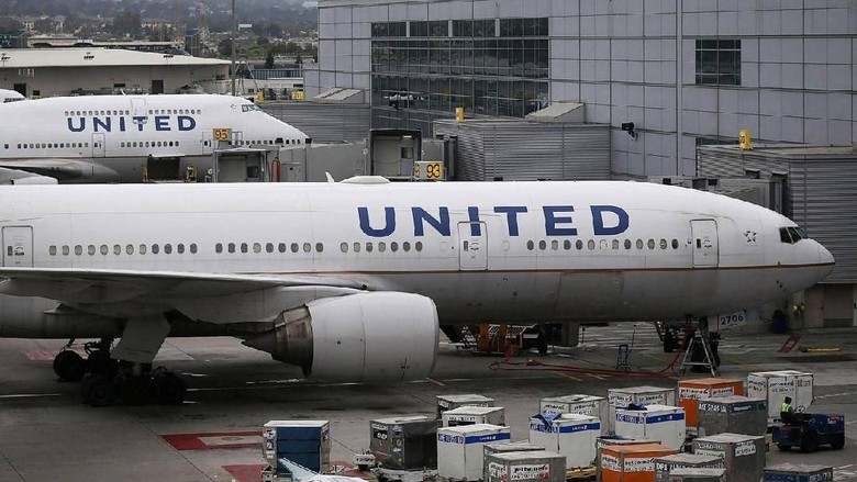 Maskapai United Airlines