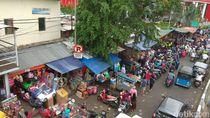 Pasar Gembrong Digusur, Sandi: Tidak akan Mematikan Pedagang