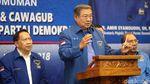 Momen SBY Beri Wejangan ke Ganjar Jelang Pengumuman Pilgub Jateng