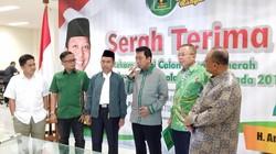 PPP Usung Ishak Mekki-Yudha Pratomo di Pilgub Sumsel 2018