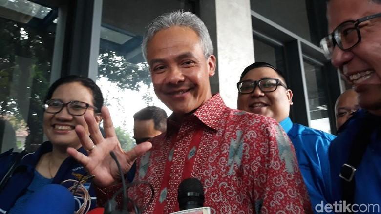 Lobi-lobi Sekjen PD-PDIP di Balik Pencalonan Ganjar di Pilgub Jateng