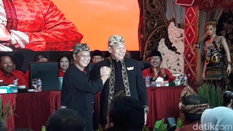 Sah! PDIP Usung TB Hasanuddin-Anton Charliyan di Pilgub Jabar