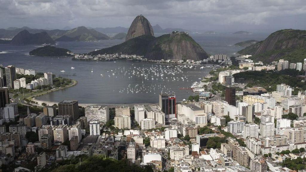 Turis Dirampok di Rio, Curhatnya Malah Diposting Pariwisata Brasil