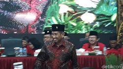 PDIP Rombak Formasi di Pilgub Kaltim, Irjen Safaruddin Jadi Cawagub