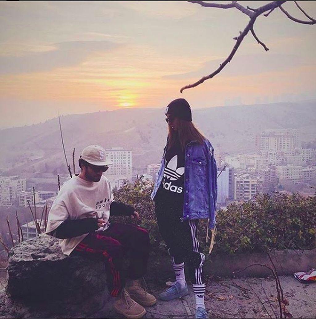 Situasi politik dan ekonomi Iran yang sedang tidak baik, membuat para remaja kaya pelakon Rich Kids of Instagram di Iran ikut menjadi sorotan. Foto: Instagram @richkidsoftehran