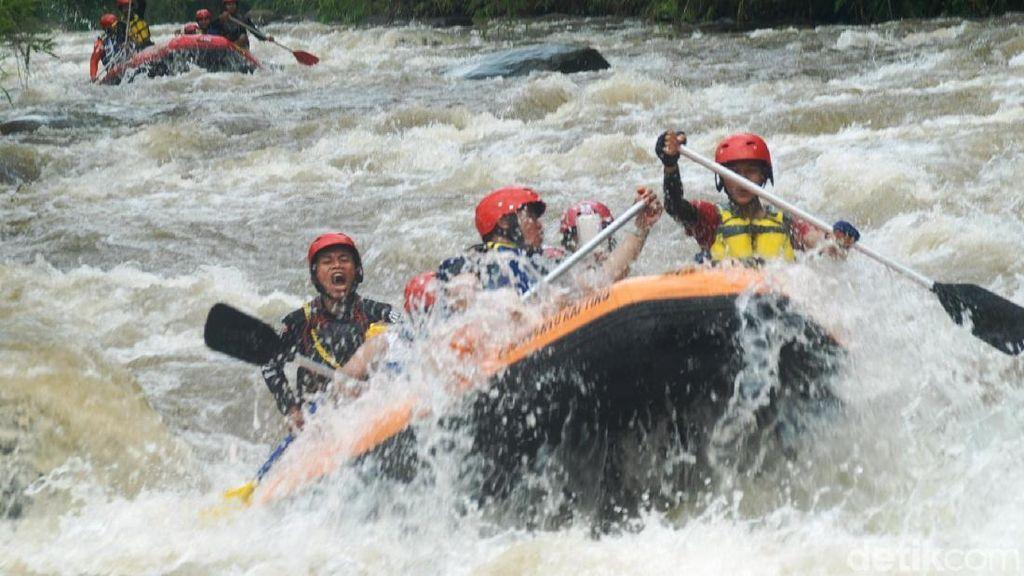Liburan Memacu Adrenalin, Cobalah Rafting di Purworejo
