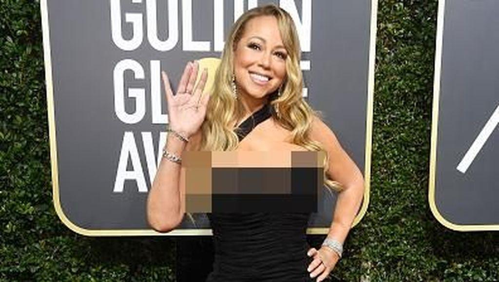 Mariah Carey Diam-diam Jual Cincin Tunangan Senilai Rp 140 Miliar