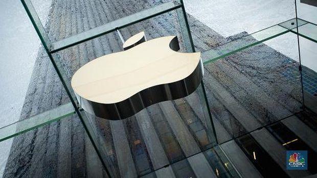 Punya Kas Rp 3.156 T, Apple Caplok Kompetitor 2 Minggu Sekali