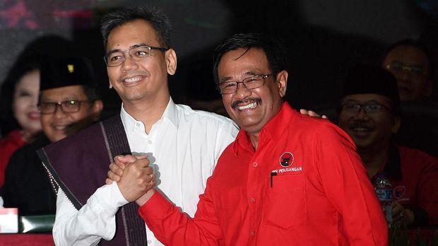 KPU Soal E-KTP Djarot: Cagub Tak Harus Pindah Domisili