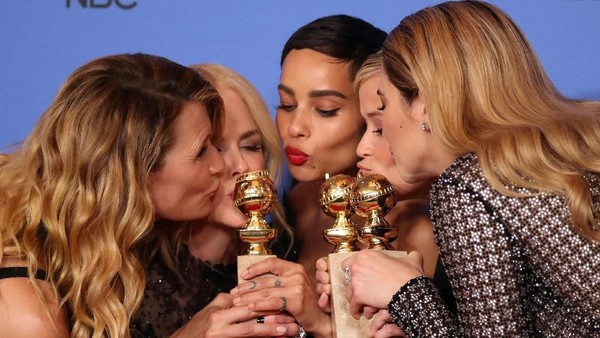 Deretan Pemenang Golden Globe 2018