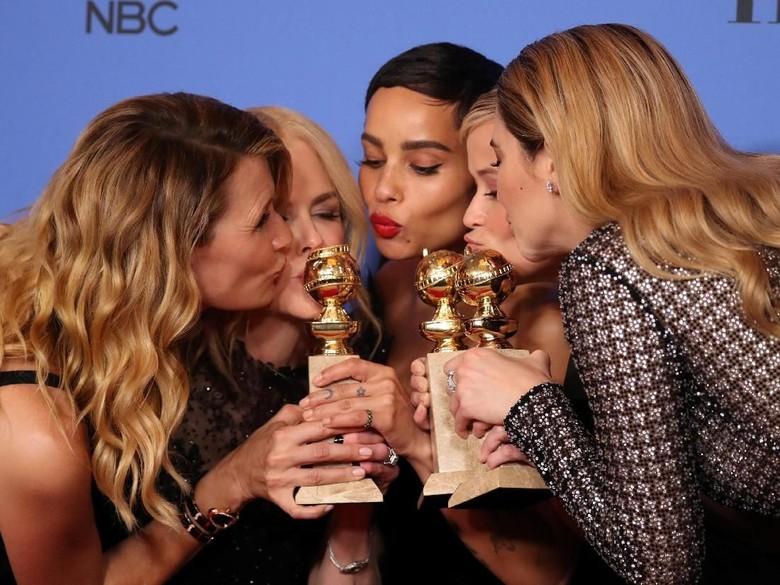 Ini Daftar Lengkap Pemenang Golden Globe 2018